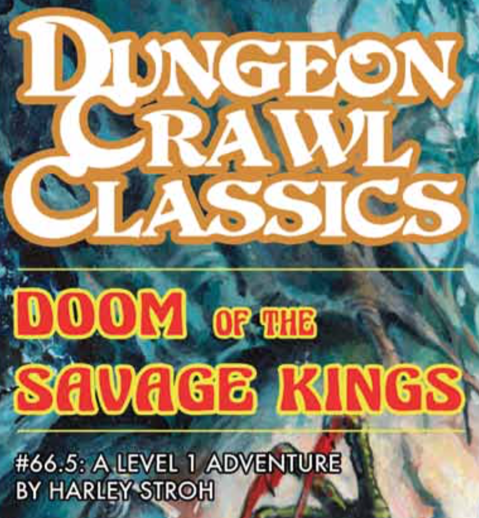 Concluding the Doom of the Savage Kings [Session #4] // Take